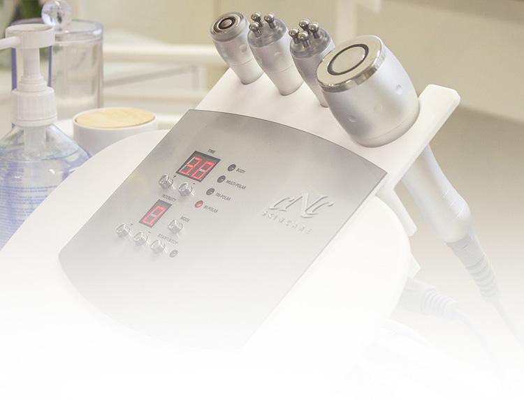 CNC Skincare Apparat